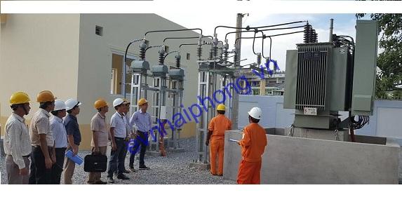 Nghiệm thu, giám sát công trình điện