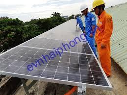 Tìm hiểu về điện mặt trời mái nhà dân