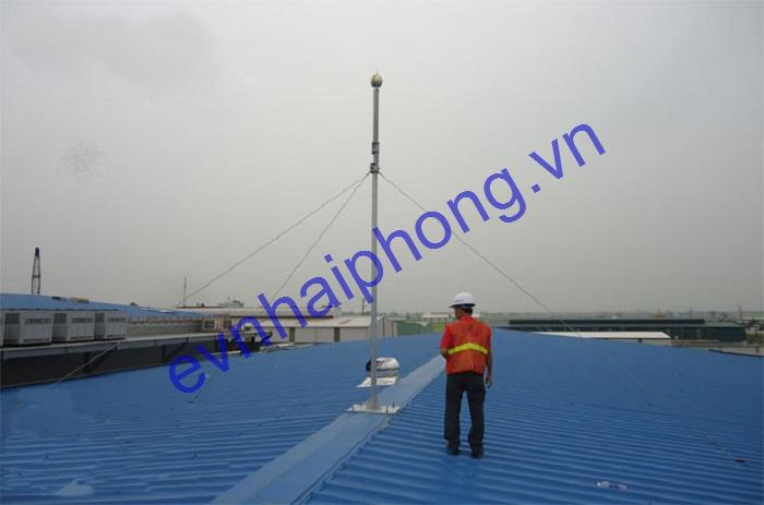 Thi công hệ thống chống sét tại Hải Phòng