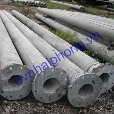 Cột điện bê tông ly tâm dự ứng lực