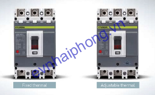 Aptomat 3 pha HYUNDAI series U