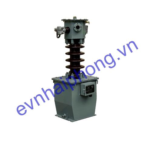 Biến dòng điện 22kV ngâm dầu 2 mạch-Emic