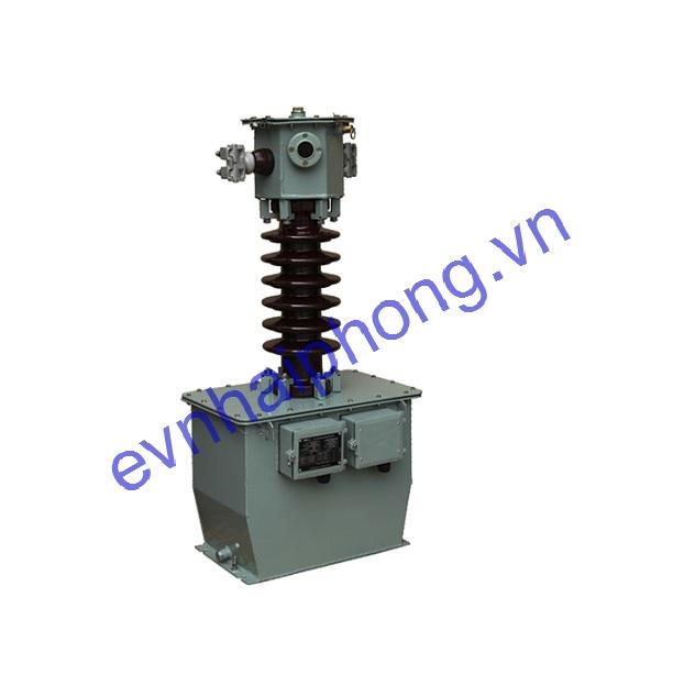 Biến dòng điện 22kV ngâm dầu 3 mạch-Emic