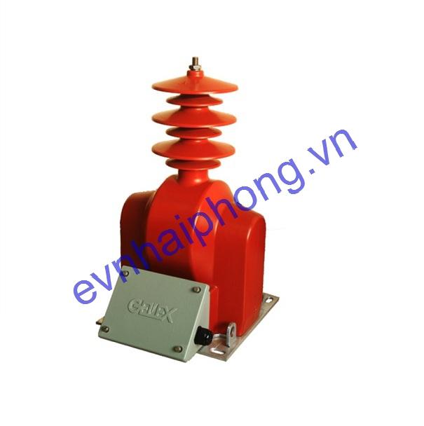 Biến điện áp 6-24kv ngoài trời, loại đúc Epoxy-Emic