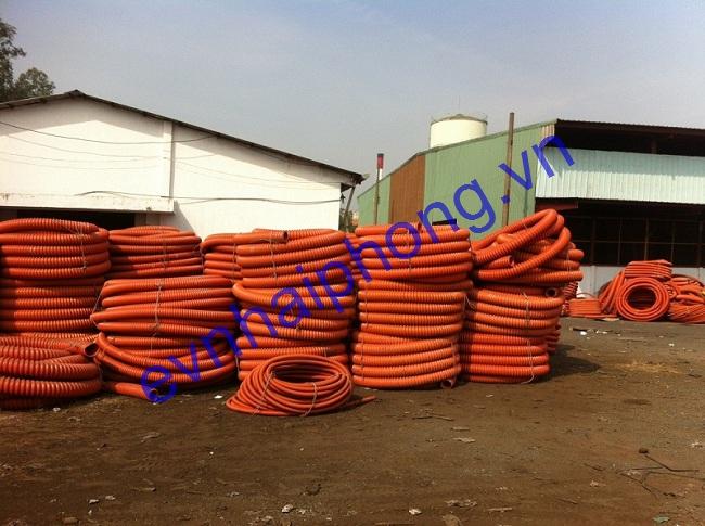 Đại lý cung cấp ống nhựa HDPE luồn cáp điện