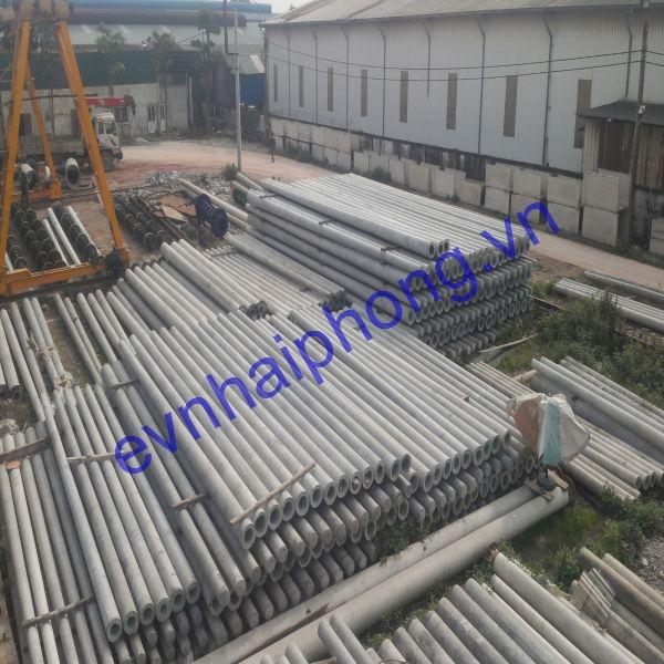 Báo giá cột điện bê tông dự ứng lực Hải Dương