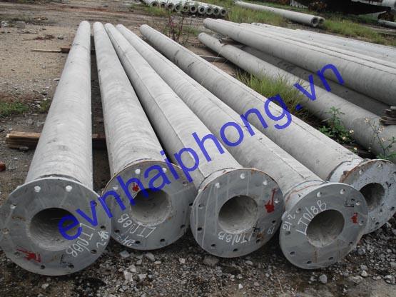 Cột điện bê tông dự ứng lực là gì ?