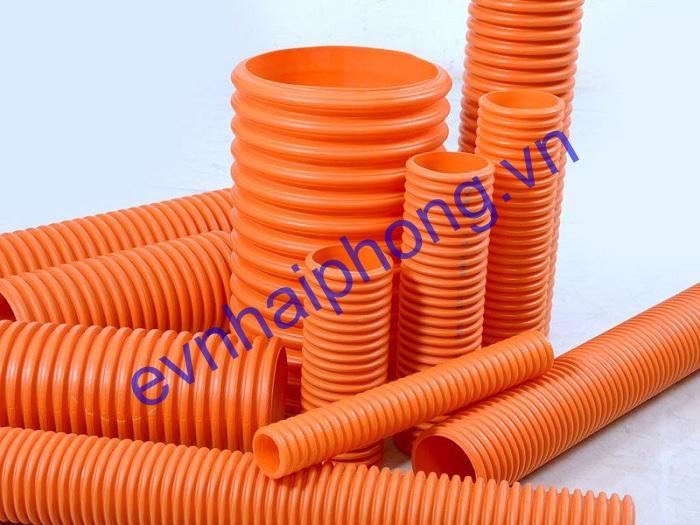 Ống nhựa HDPE luồn cáp điện Hải Dương