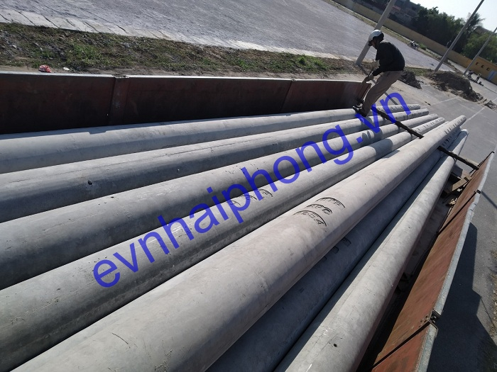 Báo giá cung cấp cột điện bê tông theo yêu cầu