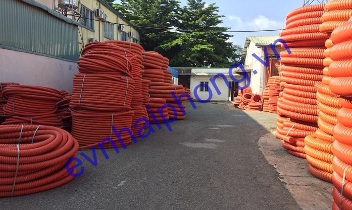 Báo giá ống nhựa luồn cáp điện Hải Phòng