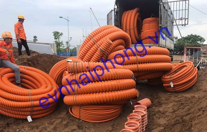 Báo giá ống HDPE luồn cáp điện 2020