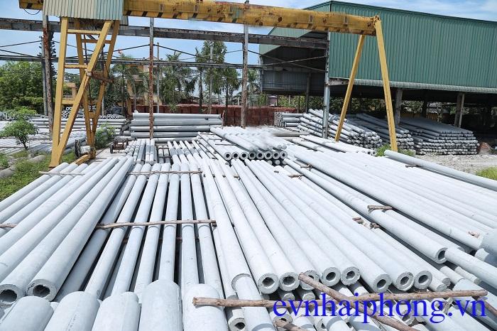Báo giá cung cấp cột điện bê tông Hà Nội