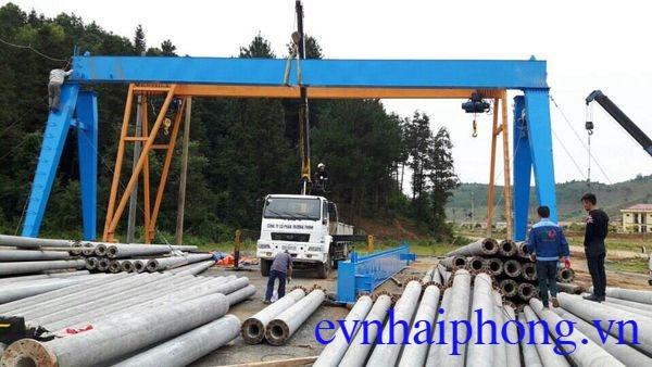 Quy trình cung cấp cột điện bê tông ly tâm