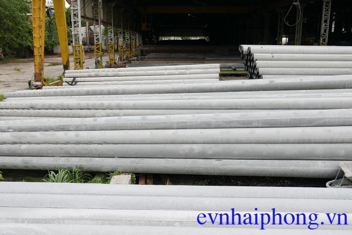 Báo giá cung cấp cột điện bê tông Bắc Ninh